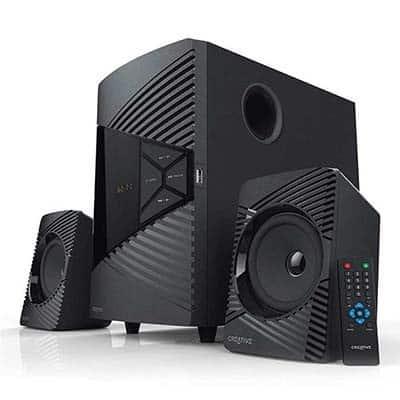 اسپیکر بلوتوثی 2.1 کاناله کریتیو مدل Creative SBS E2500 2.1