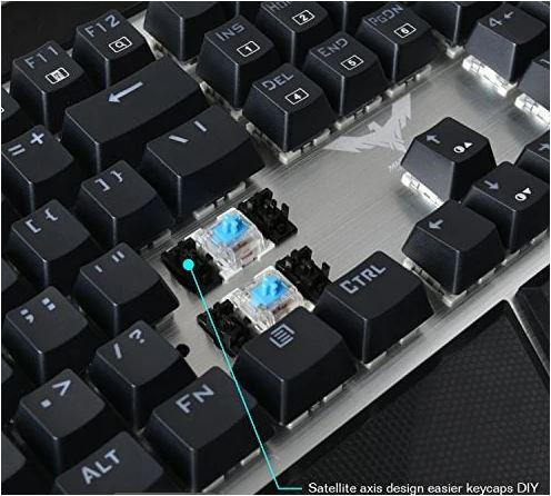 صفحه کلید مکانیکی یا صفحه کلید غشایی ؟ از کدام یک باید استفاده کنم؟