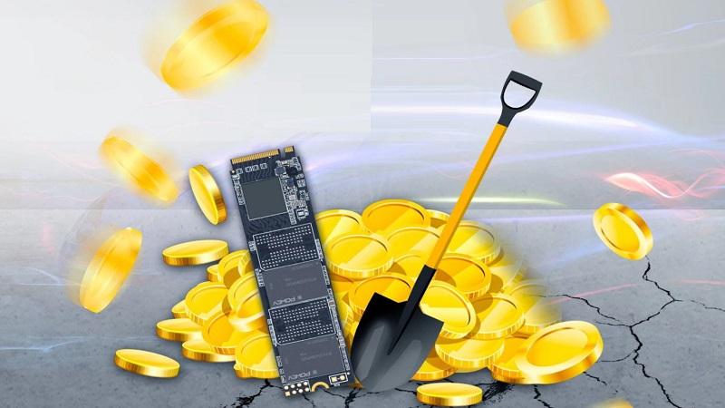 ماینینگ رمز ارز چیا (Chia) گارانتی حافظه های SSD را باطل خواهد کرد!