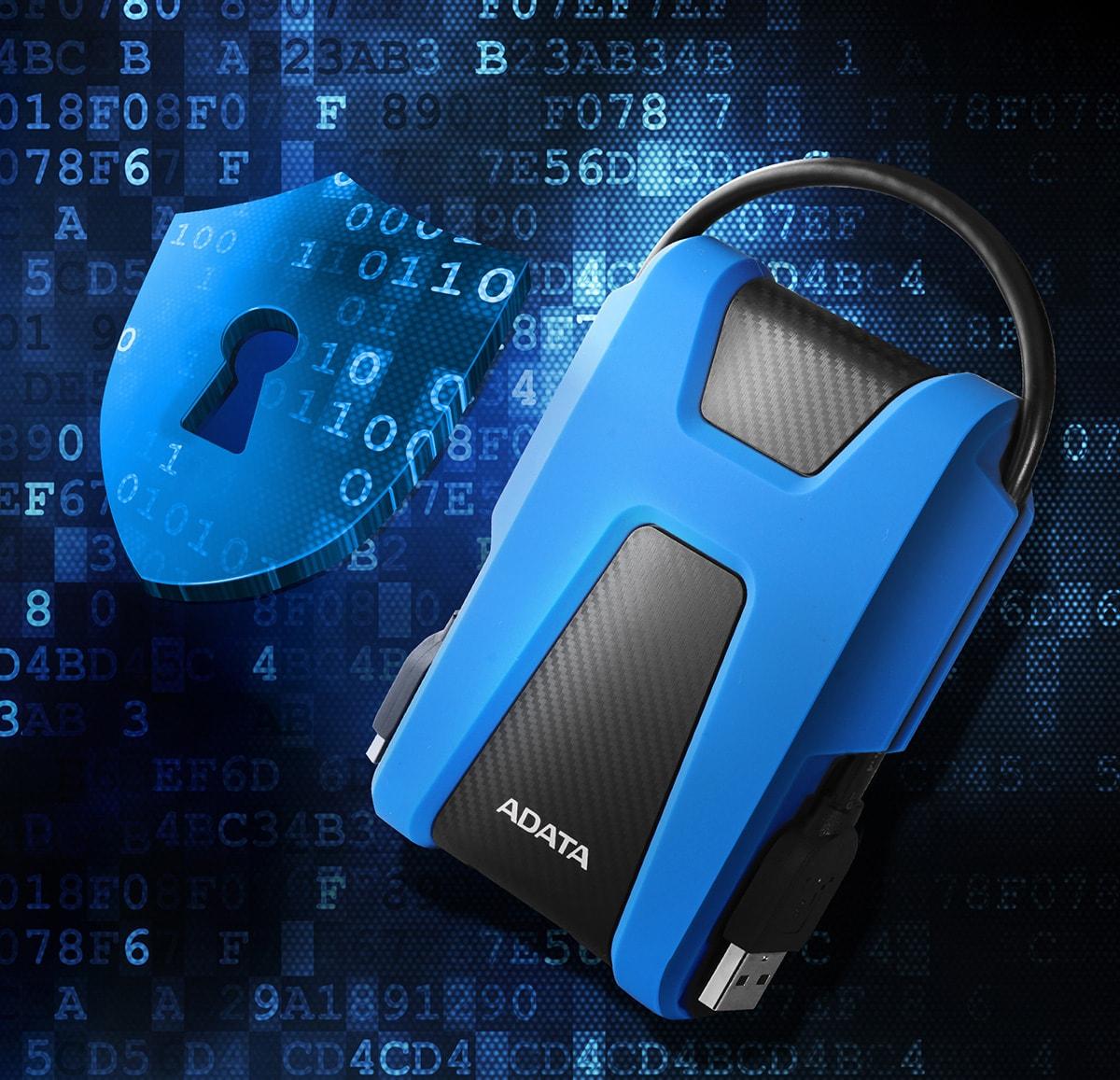هارددیسک اکسترنال ای دیتا مدل HD680 ظرفیت 2 ترابایت