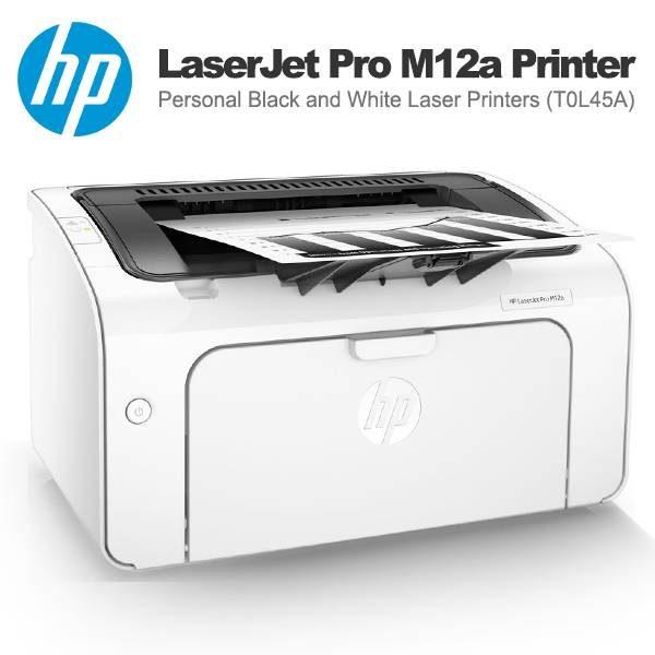 پرینتر لیزری اچ پی مدل LaserJet Pro M12a